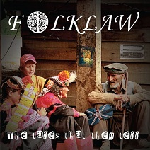 FolkLaw, The Tales That They Tell, Album Cover